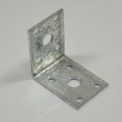 Lochplattenwinkel 50 x 50 x 35 mm